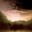 deep cavern.....bright light by banrai