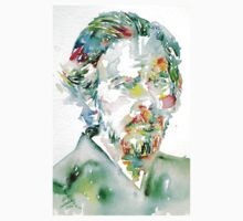 ALAN WATTS portrait T-Shirt