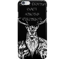 Among Enemies iPhone Case/Skin