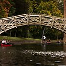 Wooden Bridge by Country  Pursuits