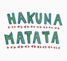 Hakuna Matata by allytouhey