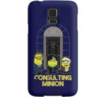 Consulting Minion Samsung Galaxy Case/Skin