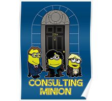 Consulting Minion Poster