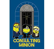Consulting Minion Photographic Print