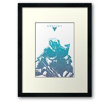 Destiny Titan Framed Print