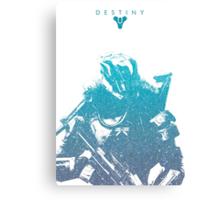 Destiny Titan Canvas Print