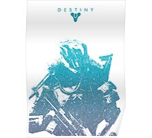 Destiny Titan Poster