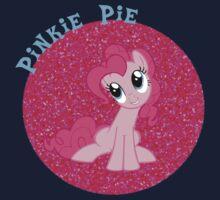PinkiePieGlitter by jadiekinseth