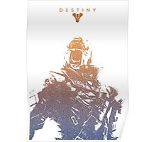 Destiny Warlock Poster
