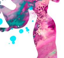 Jasmine Sticker