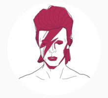 ALADDIN SANE by friesthellama