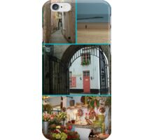 Collage from Belgium - Travel Photography iPhone Case/Skin