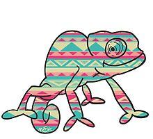 ethnic chameleon by alejan-msk