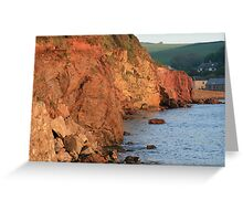 Hope Cove, Devon Greeting Card