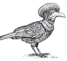 Plague Crow by jurious