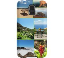Collage from Portugal (Madeira) 3 - Travel Photography Samsung Galaxy Case/Skin