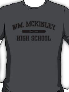 William McKinley High School (Black) T-Shirt