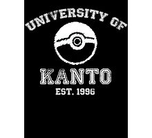 University of Kanto Photographic Print