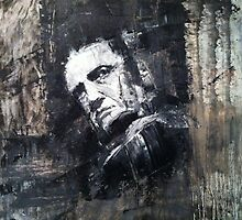 Johnny Cash by William Wright