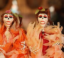 Halloween dolls by ANNABEL   S. ALENTON