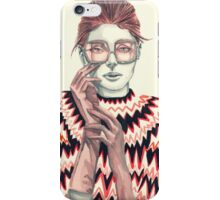 Watercolor Painting iPhone Case/Skin