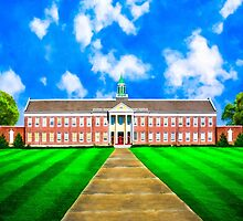 Andalusia High School - Old Main by Mark Tisdale