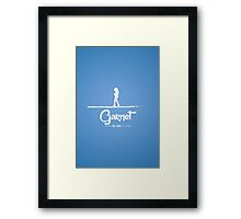 Garnet - Final Fantasy IX Framed Print