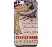 Very politically incorrect! iPhone Case/Skin