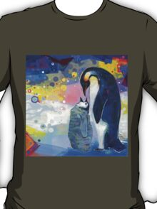 Emperor penguins T-Shirt