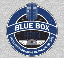Blue Box Petrol by joefixit2