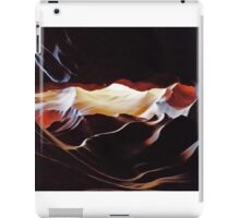Monument valley sunset @ Antelope Canyon iPad Case/Skin