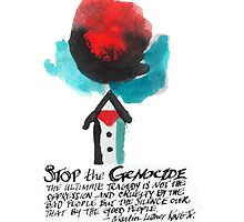 Stop the Genocide by eviecha
