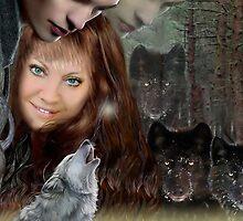 *Wolf Clan* by DeeZ (D L Honeycutt)