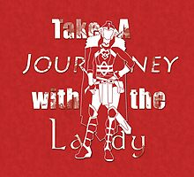 Take A Journey with the Lady by valeriecsdesign