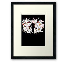 Cucco for Link Framed Print