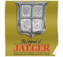Legend of Jaeger Poster