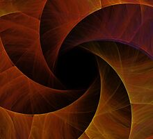 Spiral Shutter by RevImhotep