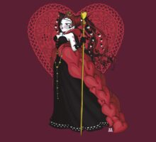 Queen of Hearts by LillyKitten