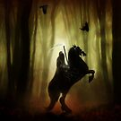 Headless Horseman by Cliff Vestergaard