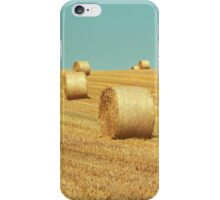 [ Fields of Gold ] II iPhone Case/Skin
