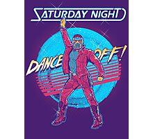 Saturday Night Dance-Off Photographic Print