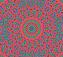 Scopic 82' Mandala by Daniel Watts