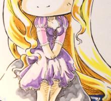 Tangled: Chibi Rapunzel Sticker