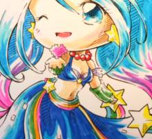 Party with Arcade Sona! Sticker