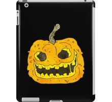 spooky pumpkin iPad Case/Skin