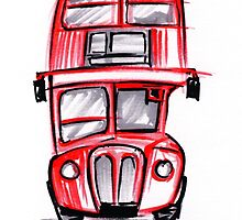 Wheels on the Bus by Richard Yeomans