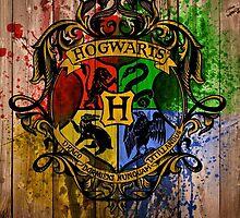 hogwarts university by Mapivwi