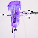 Terrasporus Purple by Jenny Davis