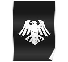 Raven Guard - Sigil - Warhammer Poster