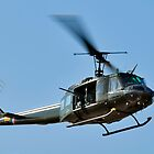 Bell UH-1 Iroquois Helicopter - (Huey) by © Steve H Clark